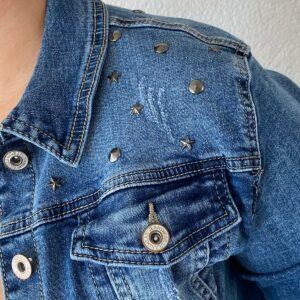 Laffie blauw spijkerjasje